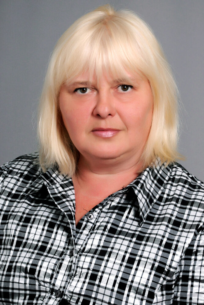 Рухлядєва Олена Григорівна