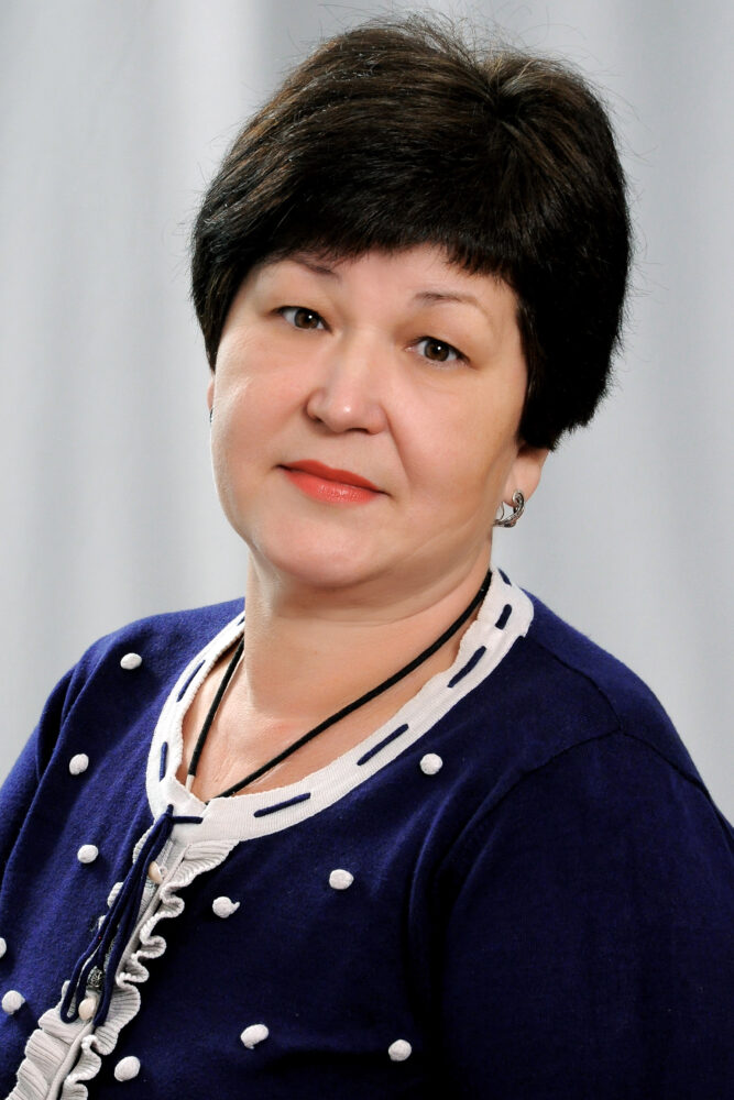 Башкардіна Олена Петрівна