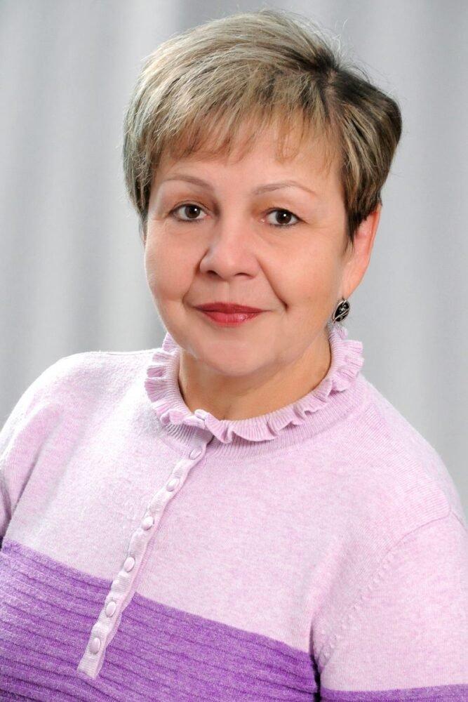 Сіліна Ірина Іванівна