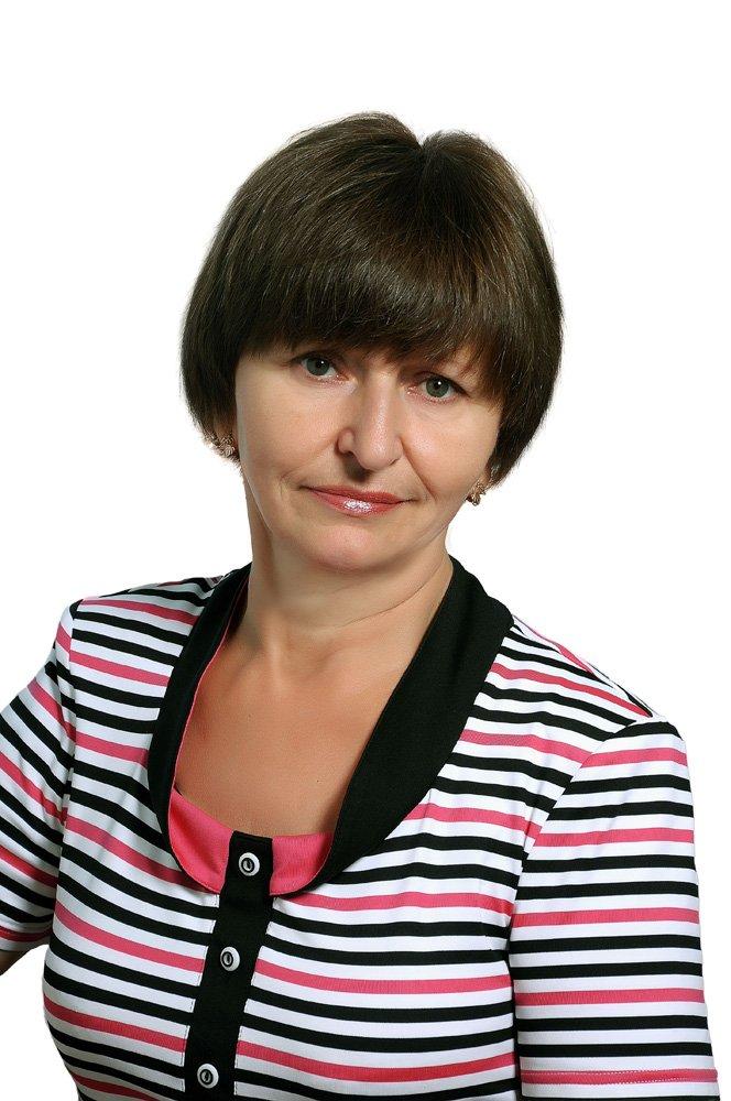 Девочкіна Світлана Володимирівна